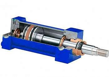 Cilindro hidraulico rexroth