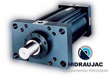 Cilindro hidráulico para moldes