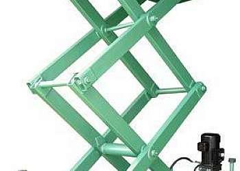 Cilindro hidráulico para plataforma de pantográfica