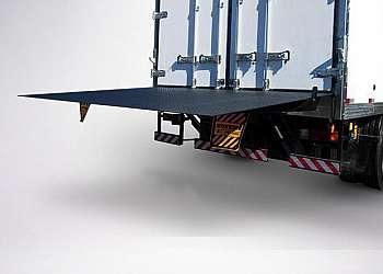 Cilindro hidráulico para plataforma de docas