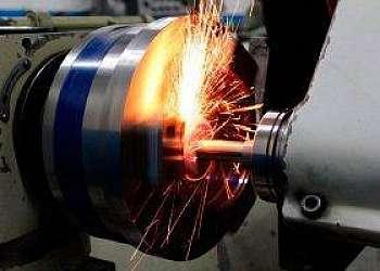 Serviço de retifica cilindrica